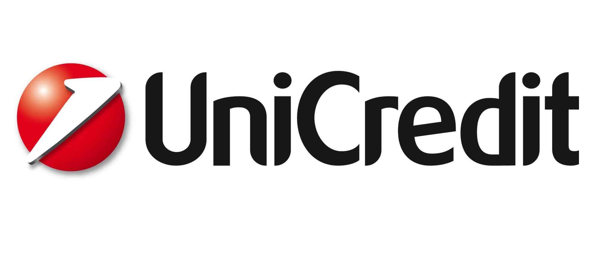 unicredit logo servizio clienti