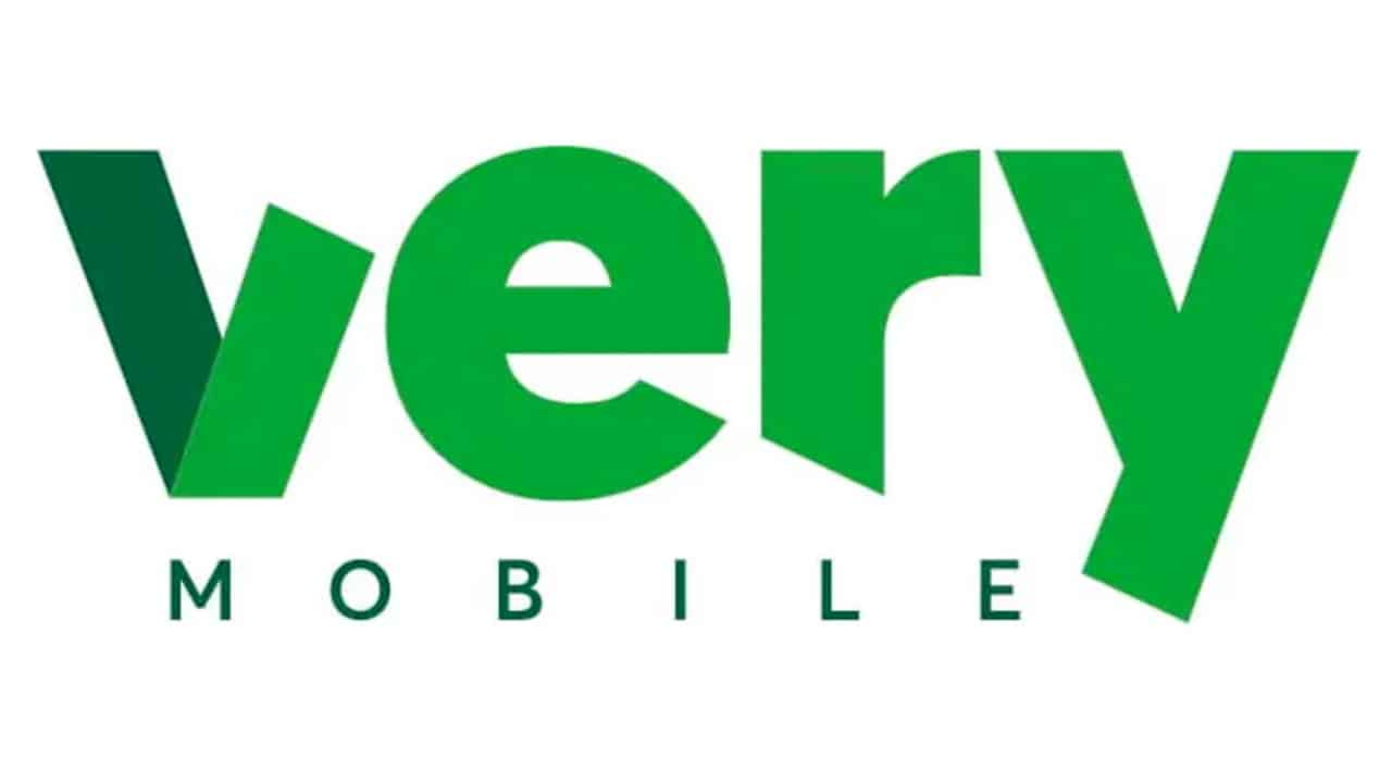 very mobile servizio clienti logo