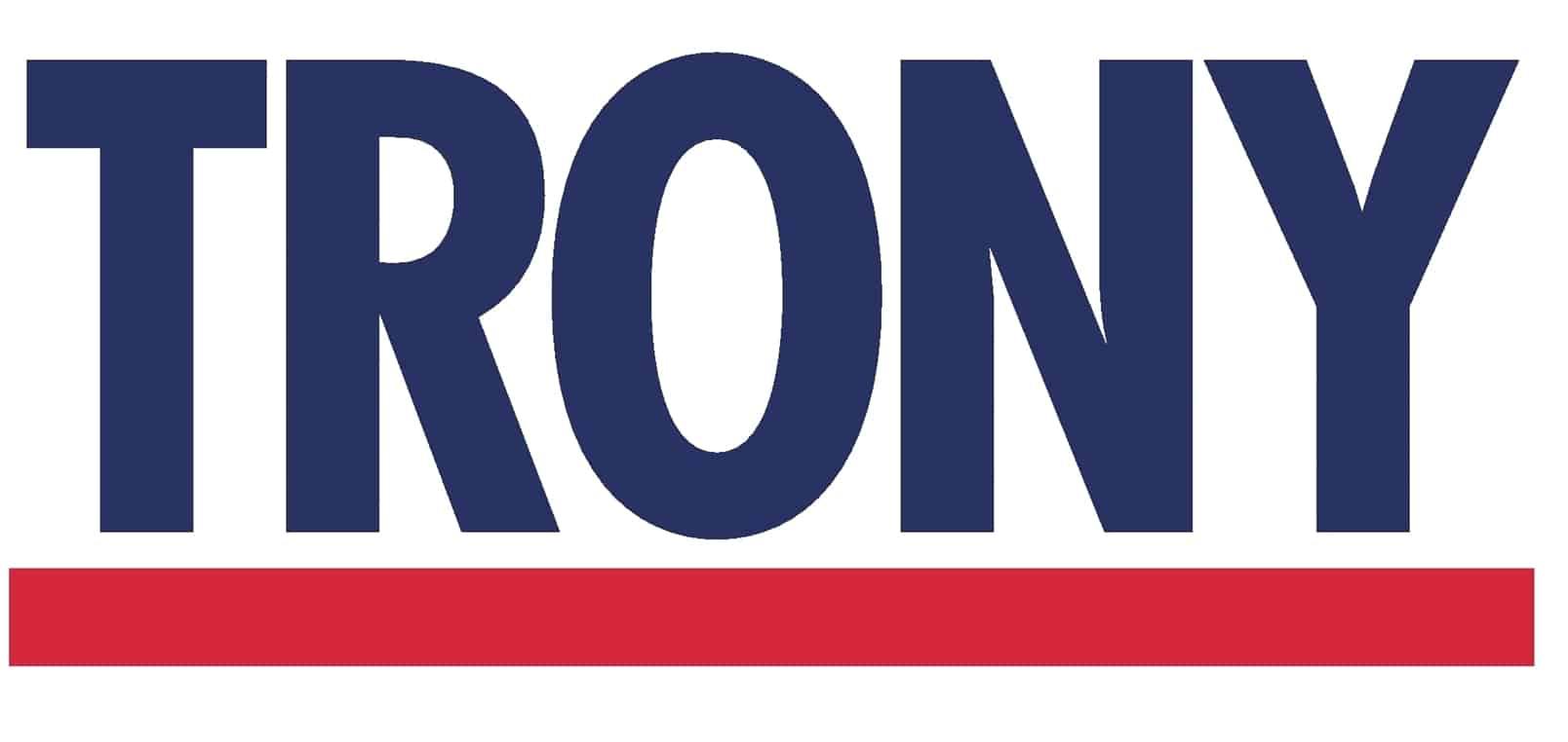 trony logo grande servizio clienti